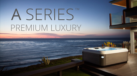 A Series Hot Tubs